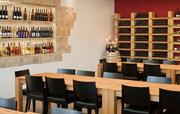 Kellereibesichtigung Rimuss & Strada Wein AG