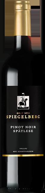 Graf von Spiegelberg Spätlese 2017