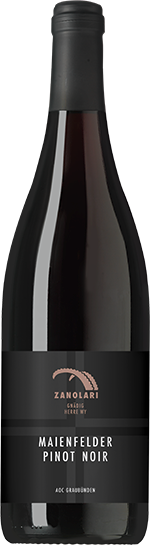 Gnädig Herre Wy Maienfelder Pinot Noir 2018