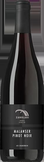 Gnädig Herre Wy malanser Pinot Noir 2018